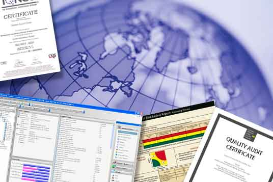 import export supplier audit
